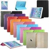 Ipad Mini 2 3 Kılıf Smart Cover Akıllı Standlı 9 Renk