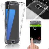 Samsung Galaxy S8 Kılıf Ön Arka Silikon Kılıf...