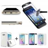 Samsung Galaxy S7 Edge Kırılmaz Cam Koruyucu...