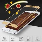 Samsung Galaxy Note 4 Edge Kavisli Ekran Koruyucu !! 4 RENK !-4
