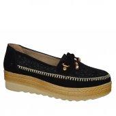 Almira 256 Zn Dolgu Taban Yazlık Yürüyüş Bayan Babet Ayakkabı
