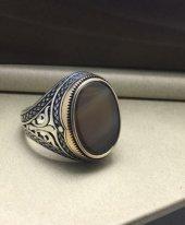 925 Ayar Taşlı Gümüş Yüzük