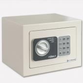 Elektronik Mini Kasa Krem Rengi