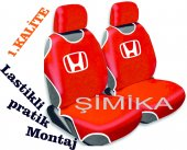 Honda Ön Atlet Kılıf Minder Airbag Uyumlu 2 başlık kılıfı 1.kali