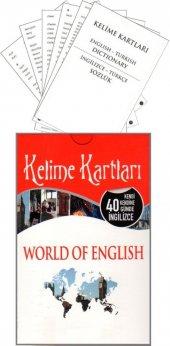 World Of Englısh Kelime Kartları