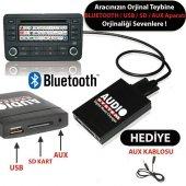 2005 VW GOLF Bluetooth USB Aparatı Audio System VW12-Pİn