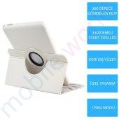 Mobile World Samsung Galaxy Tab 4 T530 360 Derece Dönebilen Beyaz