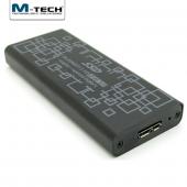 M Tech M2ssd0056 Usb3.0 Ngff M.2 Sata 6gbps...