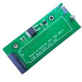 M Tech Mtux0058 Asus Ux31 Ux21 Zenbook İçin Xm11 Ssd To Sata Dönüştürücü Adaptör