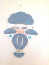 Bulutlu balon kapı süsü-2