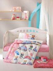Cotton Box Sevimli Seyahat Ranforce Bebek Uyku Seti