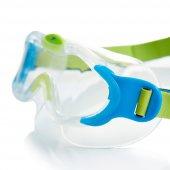 Speedo Sea Squad Mavi Yeşil Çocuk Yüzme Gözlüğü Sp...