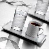 Kütahya Porselen Çisil Kahve Seti