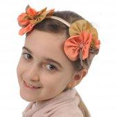 Babygiz Çiçek Aksesuarlı Taç Nba269