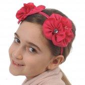 Babygiz Çiçek Aksesuarlı Taç Nba270