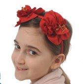 Babygiz Çiçek Aksesuarlı Taç Nba265