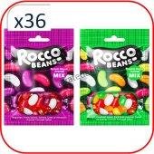Rocco Beans Karışık Meyveli Yumuşak Şekerleme...