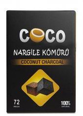1 Kg Coco Hindistan Cevizi Kömürü Nargile...