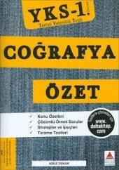 YKS tyt 1. Oturum Coğrafya Özet delta kültür Yayınları