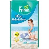 Prima Mayo Bebek Bezi 4 5 (4 Beden) 11li Paket