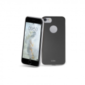 SBS Extra Slim iPhone 7 / 8 Mat Siyah Kılıf-2