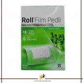Steril Pedli Film Yara Örtüsü 5x 7.2 Cm Roll 50...