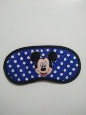 Uyku Bandı Mickey Mavi