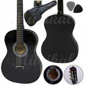 Klasik Gitar Hidalgo MH 860 4/4 Tam Boy Yetişkin Gitarı  Sap Ayarlı-2