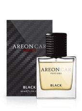 Areon Car Perfume 50ml Black
