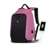 My Valice Smart Bag SECRET Usb Şarj Girişli Akıllı Sırt Çantası 7 RENK-6