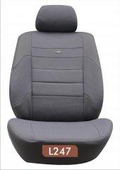 Oto koltuk kılıfı düz jakar serisi-5