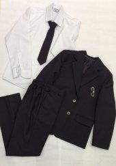 çocuk Takım Elbise, Ceket, Gömlek, Pantolon 105