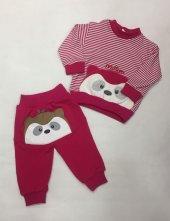 Kız bebek ikili Takım Mevsimlik | 3 - 6 -9 Ay -119