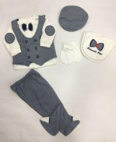 Erkek Bebek Mini hastahane Seti | Miniworld Boys - 192