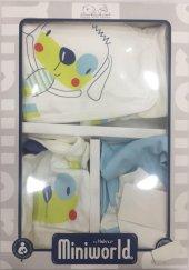 Erkek Bebek Mini hastahane Seti | Miniworld - 195-2