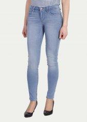Levıs Bayan Kot Pantolon 711 Skınny Jeans Totem Blue 18881 02