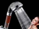 Su Tasarruflu Tazyikli Duş Başlığı