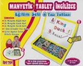 Manyetik Tablet İngilizce(4 6yas)
