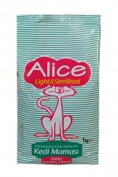 Alice Light & Sterilised/Kısır Kedi Maması 1kg
