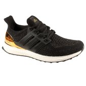 Adidas Ultra Boost Siyah Gold Erkek Koşu Ayakkabısı