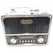 Everton Vt 3085 Müzik Kutusu,fm Radyo, Usb, Sd,...