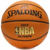 Spalding Nba Gold Outdoor (Dış Mekan) Basketbol...