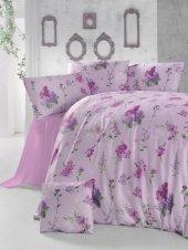 Nevresim Dünyası Tek Kişilik Nevresim Takımı Lilac