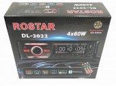 DL-2022-3 Rostar Bluetooth, usb, sd, fm, aux, 4x60W, oto teyp-3