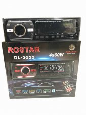 DL-2022-3 Rostar Bluetooth, usb, sd, fm, aux, 4x60W, oto teyp-4