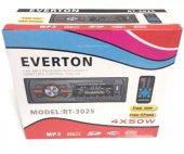 Everton RT-3025 Usb, Sd, Fm , Aux Oto Teyp-3