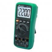 Proskit MT-1710 True-RMS Auto Range Dijital Multimetre-2