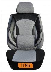 Oto koltuk kılıfı kapitone silikonlu serisi-4