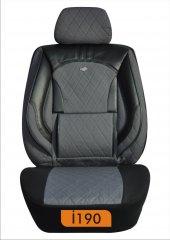 Oto koltuk kılıfı kapitone silikonlu serisi-8