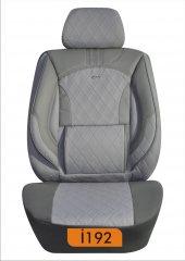 Oto koltuk kılıfı kapitone silikonlu serisi-9